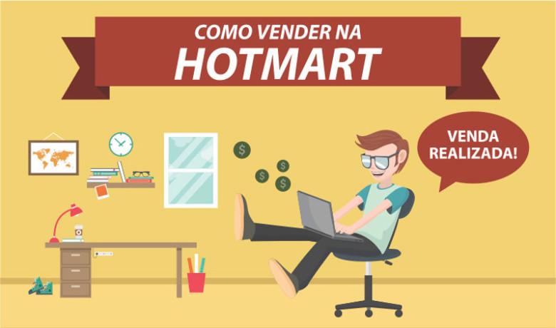vendas com hotmart