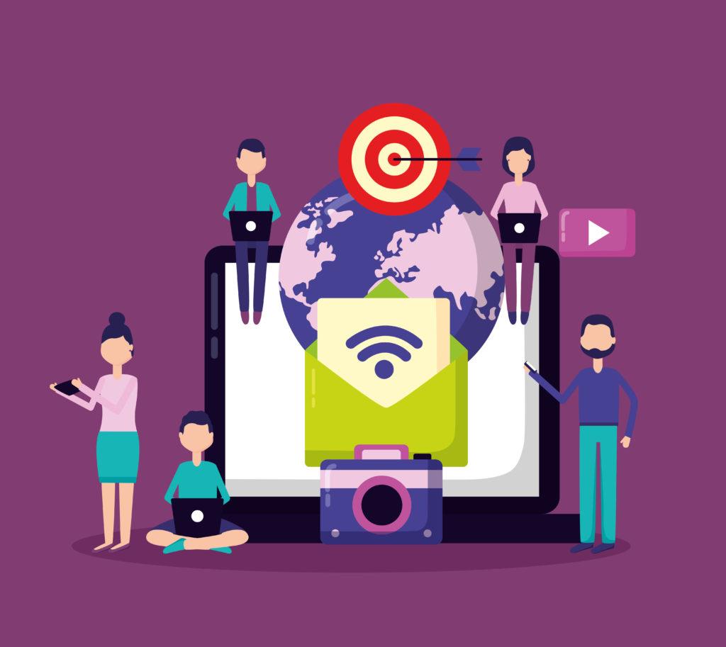 Feche parcerias com autoridades do seu nicho que já possui audiência nas redes sociais